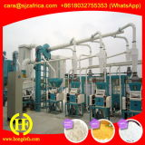 Complete Line Corn Flour Milling Machine for Kenya Market