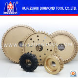 Diamond Grinding Profiling Wheel for Stone