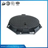 OEM Double Sealed Concret Manhole Cover for Road Drain Inspection