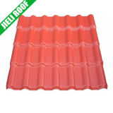 Eco-Friendly Roof Material for Building Tile Shape