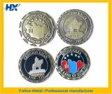Coin with Double Sides and Different Logo