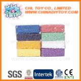 Non Stick Intelligent Non Dry Colorful Foam Beads for Kids Craft