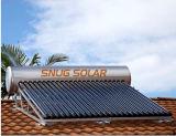 Slope Roof Stainless Steel Water Heater