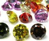 Synthetic Cubic Zirconia Gemstone (STG-040)