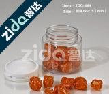 Plastic Manufacturer Empty Transparent Pet Plastic Jar for Food