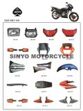 Durable Srz Motorcycle Body Spare Parts