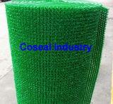Plastic PVC Rubber Anti-Slip Grass Mat
