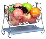 Kitchen Basket Rack/Household Wire Racks/ Fruit Racks (DS03)