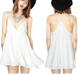 OEM 2015 Hot Sale High Quality Women Summer Slip Dresses