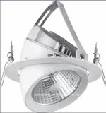 Oblique Light LED Recessed 20W with 1600-1800lm
