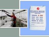 Anatase Titanium Dioxide A300 (used for fiber)