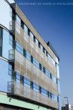 Tec-Sieve Architectural Intermediate Crimp Mesh Facades