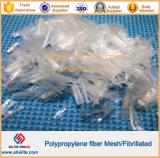 Foam Concrete PP Polypropylene Fibre Mesh