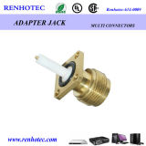 Gold Plated RG6 TNC Connector