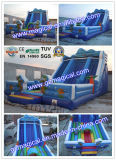 Colorful Inflatable Jumping Bouncer with Slide for Sale (MIC-932)