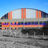 Bohai 1250-800 Curve Roof Project Machine