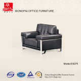 Best Quality Stainless Steel Leisure Office Sofa (M9075)