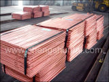 High Grade 99.99% Electrolytic Copper Cathodes
