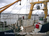 Sea Water Flake Ice Maker On Board