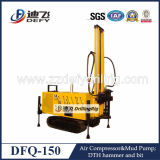 Hydraulic Crawler Drilling Machine Using DTH Hammer