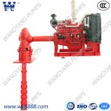 International Certified Diesel Engine Line-Shaft Vertical Turbine Fire Water Pump