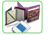 PP Material Binder & File Folder