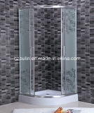 Simple Acid Glass Shower Room with CE Certificate (AS-911)