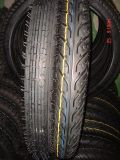 Motorcycle Tire 2.50-17 with High Speed Pattern