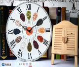 Wall Decoration Wooden Wall Clock for Daily Use