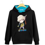 China Cotton/Polyester Printed High Quality Hoodie