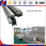 Insulated Aluminum Copper Conductor Bus Duct System for Power Supply