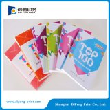 Colorful Book Printing with Customized Design