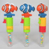Toy Clown Fish with Sound and Candy (131126)
