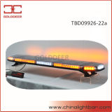 88W LED Light Bar Truck Car Amber Lightbars (TBD09926-22A)