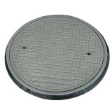 Hot Sale BS En124 Standard Fiberglass Manhole Cover with Frames