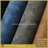 Best Selling Abrasion Resistant Artificial PU Leather (S011)