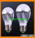 E27 9W Cool White LED Bulb with IEC 62560