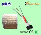 Aerial Multi Loose Tube Non-Metallic Non-Armored GYFTY Fiber Optic Cable