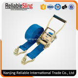 50mm Polyester Ratchet Cargo Securing Straps