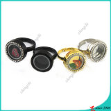 Wholeasle Hot Design Floating Locket Ring (LR16041213)