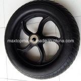 325-8 Solid Flat Free PU Foam Wheel