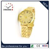 Rose Gold Watch Belt, Custom Logo Quartz Watch/Wristwatch (DC-786)