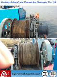 Ship Used Heavy Duty Electric Wire Rope Winch