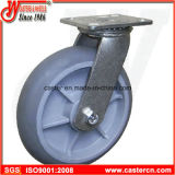 4 Inch to 6 Inch TPE TPR Swivel Casters with Roller Bearing
