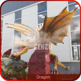 Outdoor Dragon Statues Dragon Mascot