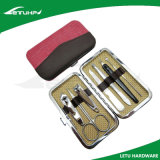 7 in 1 Carbon Steel Nail Care Tool Set with PU Case
