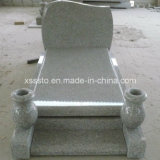 Natural G603 Granite Tombstone and Monument