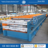 ISO Double Layer Roof Roll Forming Machine
