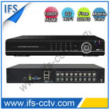 8CH H. 264 960h Network DVR with 1080P HDMI (ISR-S5008)