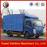 Japan Engine 4X2 12tons Jmc Van Cargo Truck